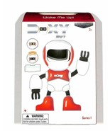Brainstem Product Bulls - Toy Boxy Bot Robot - Red - $9.80