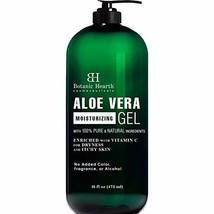 Botanic Hearth Aloe Vera Gel - From 100% Pure and Natural Cold Pressed Aloe Vera
