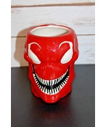 Carnage Marvel Molded 16 oz Mug Spider-Man 2014 Classic Imports Coffee C... - $10.49