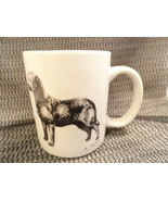 Rosalinde Hand-decorated Dog Mug Cindy Farmer Retreiver - $19.99