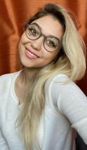 New Ray-Ban RB89045244 48mm Rx Round Gray Eyeglasses Frames - $129.99