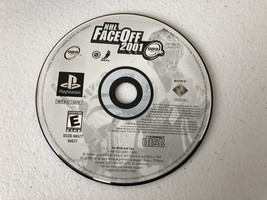 NHL FaceOff 2001 - Playstation 1 PS1 - Cleaned & Tested - $4.85