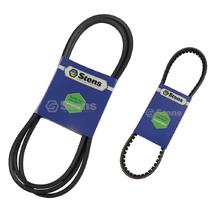 Deck & Drive Belt Combo Fits Toro Timecutter 1438Z 1642Z 1742Z Z380 Z420 Z530 - $66.61