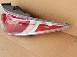 11-15 Sonata Hybrid LED Tail Light Lamp Passenger Right - RH image 3