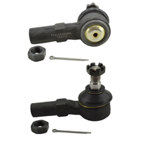 Front Outer Tie Rod End For 1991-2003 Ford Escort / Mercury Tracer ES-3048RL Set - $16.53