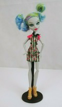 """Monster High 11"""" Doll With Shoes, Clothes, & Brush. Without Stand - $18.29"""