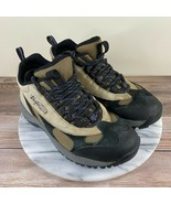 Vasque Tan Leather Lace Up Outdoor Hiking Boots Womens Size 6.5 - $49.95