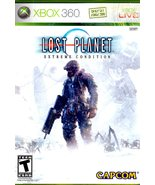 XBox 360 -Lost Planet (Extreme Condition) - $11.00