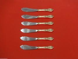"Richelieu by International Sterling Silver Trout Knife Set 6pc. Custom 7 1/2"" - $366.80"