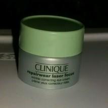 Clinique Repairwear Laser Focus Wrinkle Correcting Eye Beauty Cream 0.17oz/5ml  - $13.55
