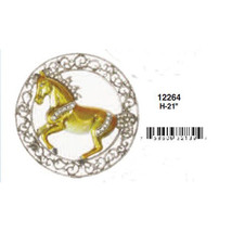 Horse Crystal Wind Chime - $28.95