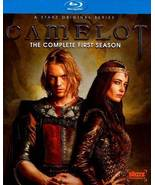 Camelot (Blu-ray Disc, 2011, 3-Disc Set) - $10.95