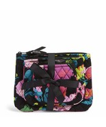 Vera Bradley cosmetic trio in Hilo Meadow pattern  - $28.00