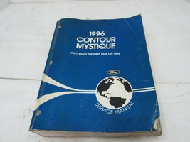 1996 Ford Contour Mercury Mystique Service Repair Shop Manual - $19.79
