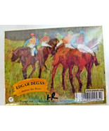 Edgar Degas Before the Race Playing Cards Deck Horse Racing 2X55 Cards P... - $29.98