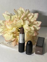 New Authentic MAC Frost Lipstick Spanish F l y Fly 3g Full Size - New In... - $14.80