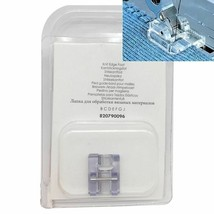 Knit Edge Foot Plastic Domestic Sewing 820918096 Machine Edges For Pfaff... - $14.84