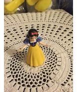 Disney Snow White 3 Inch Plastic Toy Cartoon Princess Action Figure Movi... - $3.63