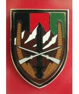 ARMY ELEMENT US FORCES AFGHANISTAN GI COMMAND CSIB FULL SIZE ENAMELED I.... - $24.74