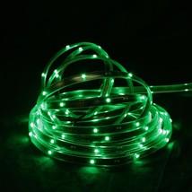 CC Christmas Decor 18' Green LED Christmas Linear Tape Lighting - Black ... - $30.48