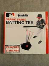Franklin Sports MLB Spring Swing No Tip Batting Tee - $28.59