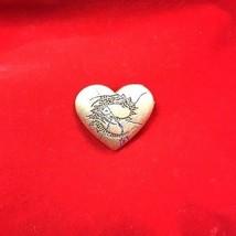 Eragon Movie Metal Dragon Heart Pin TCF 2006 - $19.59