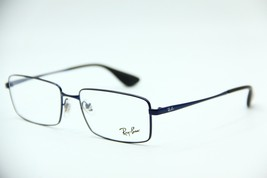 ed3fcd2cf22 NEW RAY-BAN RB 6337M 2510 METAL BLUE EYEGLASSES AUTHENTIC FRAME RX RB633.