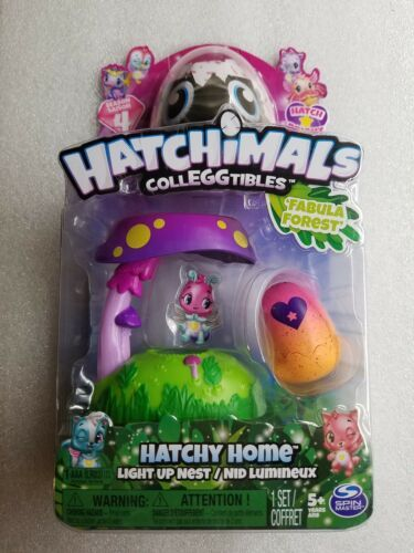 Hatchimals Colleggtibles Fabula Forest Egg Hatchy Home Colleggtibles Season 4