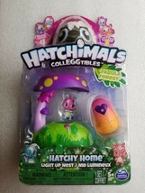 Hatchimals Colleggtibles Fabula Forest Egg Hatchy Home Colleggtibles Sea... - $14.84