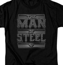 Superman T-shirt The Man of Steel Superhero DC graphic tee SM1924 image 3
