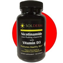 Solderm Nicotinamide with Vitamin D3 image 1