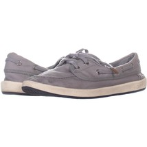 Sperry Top-Sider Drift Lace Up Boat Shoes 673, Hale Grey, 8.5 US / 39.5 EU - $26.87
