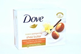 Dove Purely Pampering Shea Butter Bar Soap, 100g - $3.00