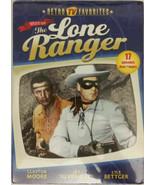 Best of The Lone Ranger (Retro TV Favorites) (2 DVDs) Clayton Moore, Bra... - $15.68