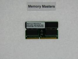 MEM-NPE-400-64MB 64MB  DRAM Memory for Cisco NPE-400