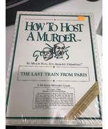 How to Host A Murder: The Last Train From Paris - $76.58