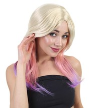 3 Layered Party Girl Adult Wig HW-103 - £19.27 GBP+