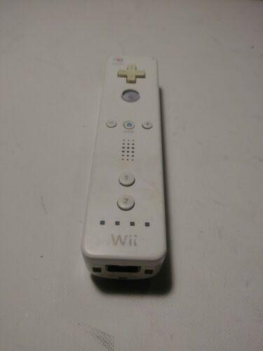 Original Nintendo Wii Controller Wiimote RVL-003 missing back