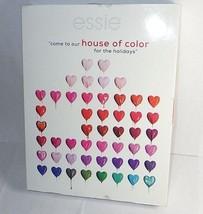 NEW1 Essie Advent Calendar 6 Full Size + 6 Mini Nail Polish NailPaint MI... - $30.66