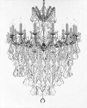 Maria Theresa Chandelier Crystal Lighting Chandeliers Lights Fixture Pendant Cei - $516.66