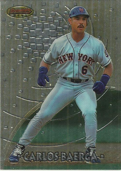 Primary image for 1997 Bowman's Best #99 Carlos Baerga