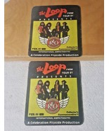 The Loop FM 98 presents REO Speedwagon Tour 1981 Authentic TOTTO Patch L... - $39.59