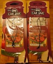 12 new yankee candle classic car jar air freshener black cherry scent - $26.00