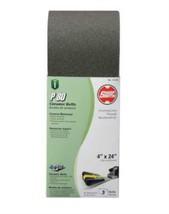 Shopsmith 1-Pack 4-in W x 24-in L 80-Grit Commercial Sanding Belt Sandpaper - $6.65