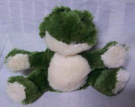 """Koala Baby EXTRA SOFT FROG RATTLE 6"""" Plush STUFFED ANIMAL Toy - $15.35"""