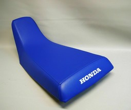 Honda TRX350 Fourtrax Seat Cover 1995-1998 In Red Or 25 Colors (Black St) - $34.95