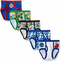 Boys' Avengers Assorted 5-Pack Briefs - Multi 4 - $9.00