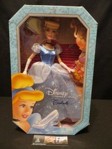 "Disney Cinderella Mattel Signature Collection 12"" doll 2013 New - $37.27"