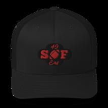 San Francisco Hat / 49ers Hat / Trucker Cap. image 5