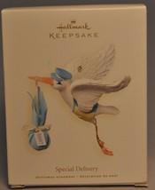 Hallmark - Special Delivery - Stork - Keepsake Ornament - $8.90